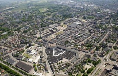 Drone-opname Veenendaal
